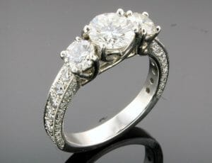 diamond-engagement-ring-with-pave-diamond-sides