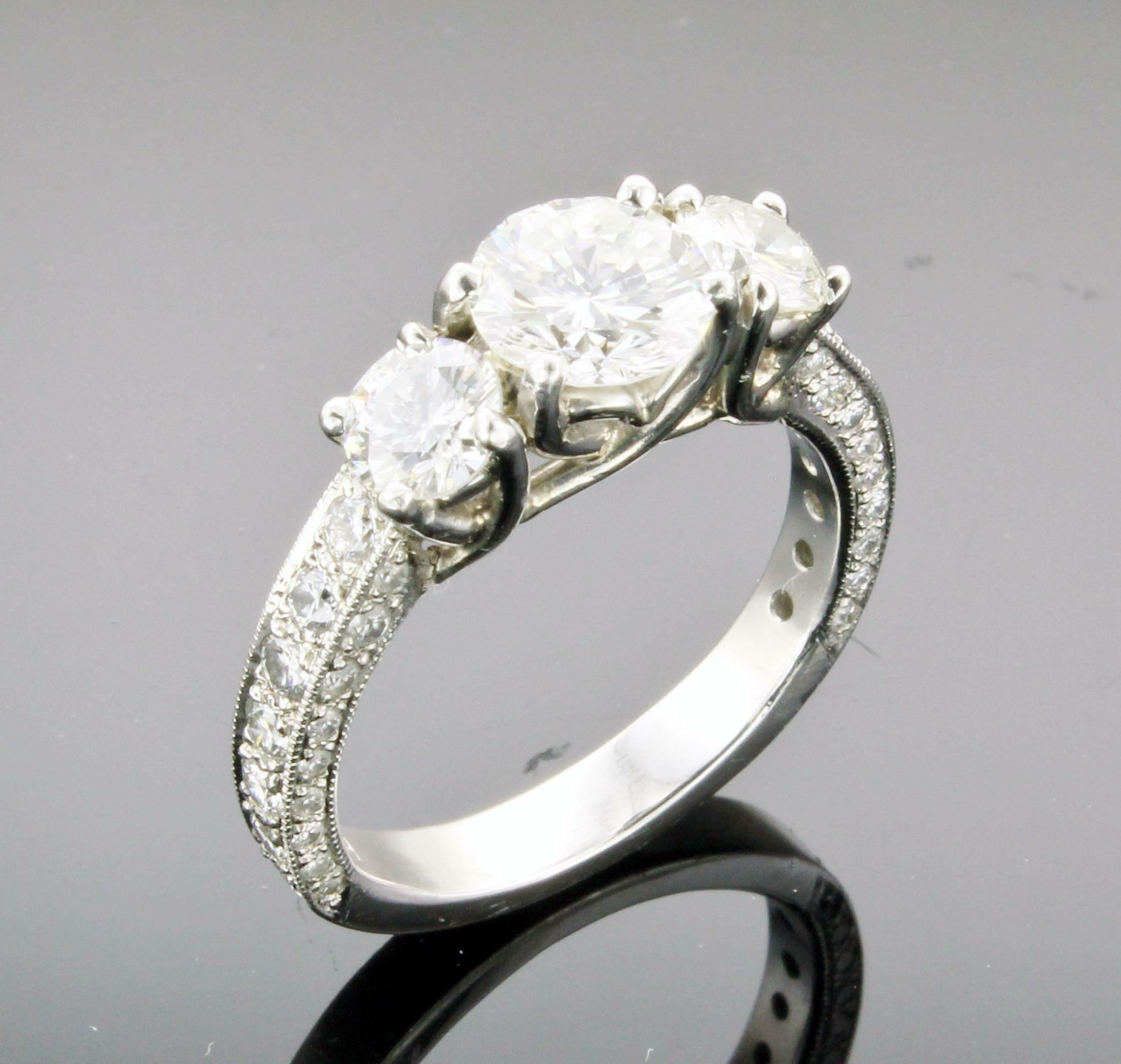 Boston Engagement Rings Custom Jewelry