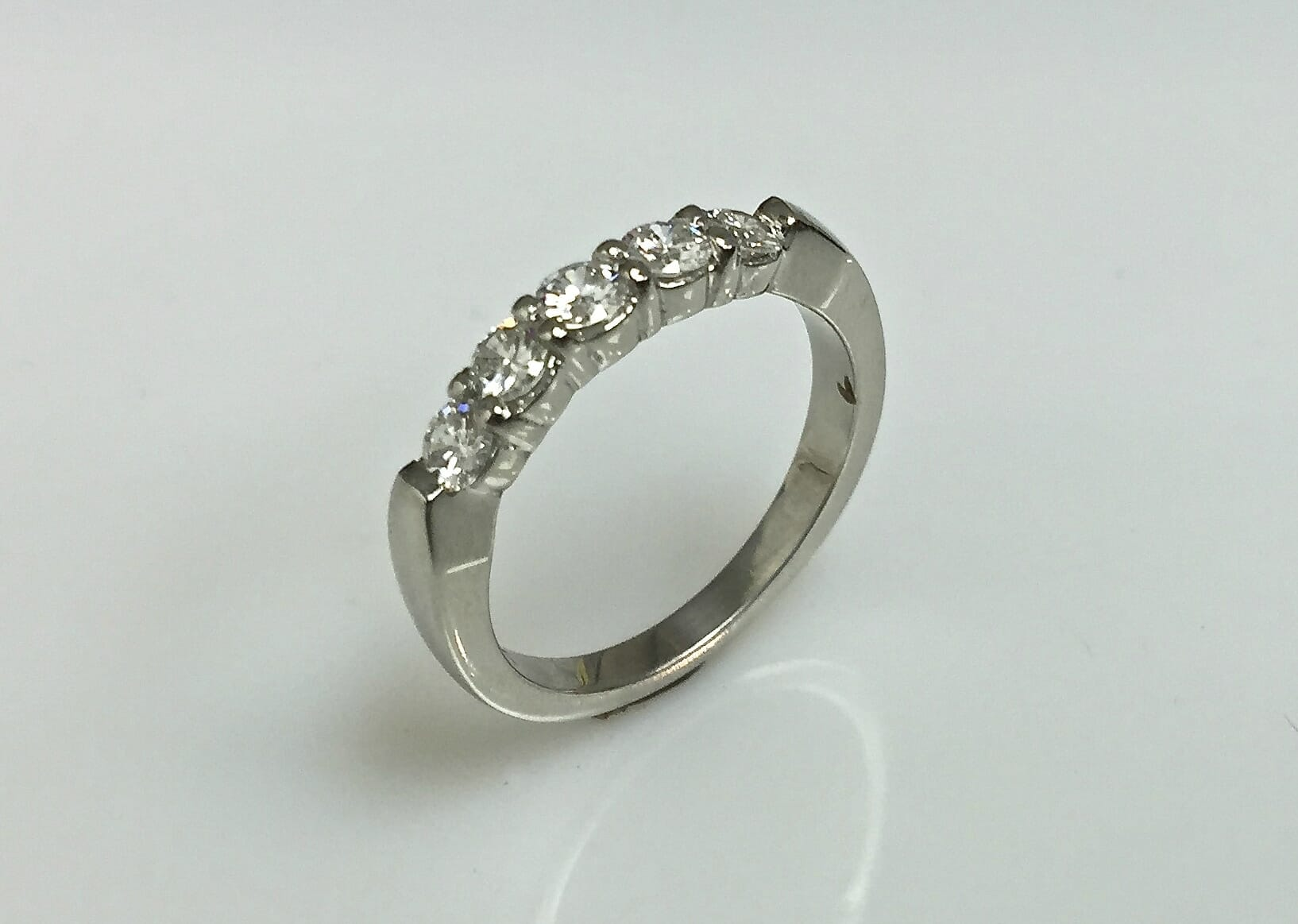 Karen Diamond Wedding Ring